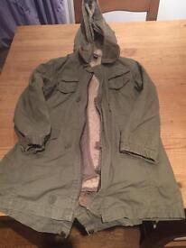 Zara child's coat
