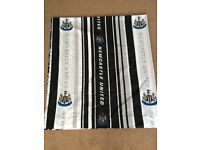 Newcastle United Curtains for kids bedroom