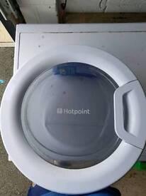 Hotpoint WMUD10637 Door, Seal and interlock