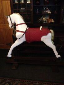 Collinson Antique Rocking Horse