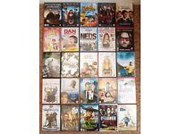 25 DVD bundle A.