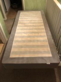 Ikea single bed base