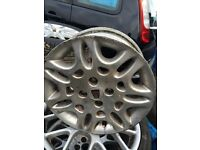 Rover 25 alloy wheel