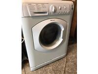 White hot point washing machine 7kg