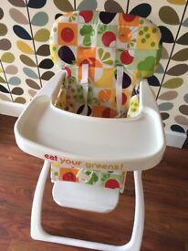 Cosatto Portable Highchair