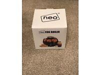Neo egg boiler brand new