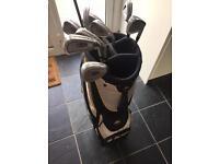 Cobra Golf Clubs and Cobra Bag