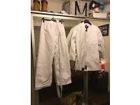 JiuJitsu White Gee Size 180cm
