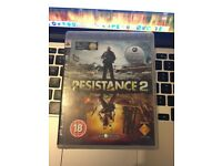 Resistance 2 PS3 game