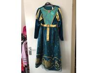 Disney MERIDA dress