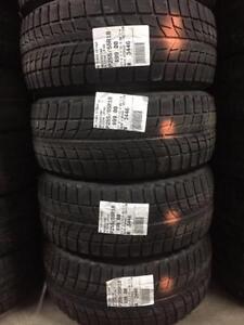 225/55/18 Bridgestone Blizzak LM-60 (winter)