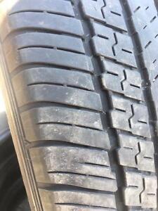 225/60/18 Dunlop ete 7/32