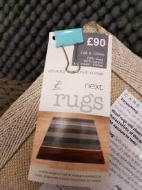 NEXT rug BRAND NEW half the price