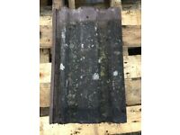 Reclaimed Concrete Roof Tiles