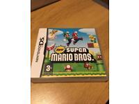 New Super Mario Bros - Nintendo DS Game