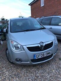 Vauxhall Agila ONLY (32000) Smaller Corsa