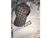 original Gucci GG print baseball cap [new season]