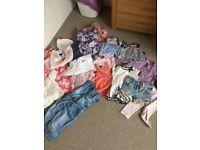 Girls bundle 9-12m