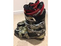 Mens Salomon Mission RS8 Ski Boots - Size 11 ****GREAT CONDITION****