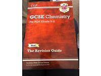 CGP GCSE science revision guides x3