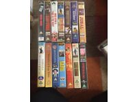 Selection of Western Cowboy Videos VHS
