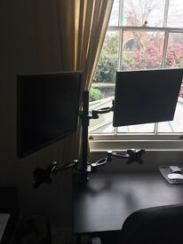 FREE 4x Samsung 19' monitors with Arm