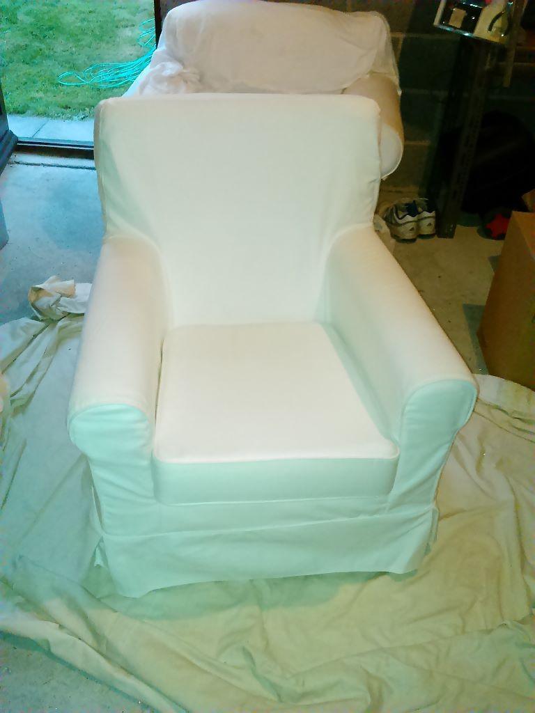 Ikea Ektorp Jennylund armchair in Leeds West Yorkshire  : 86 from www.gumtree.com size 768 x 1024 jpeg 57kB