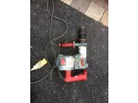 Hilti TE60 kango/drill very powerfull