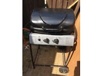 Gas barbecue. Free local delivery