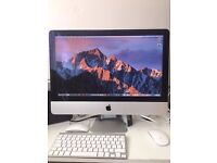 """IMMACULATE BOXED APPLE IMAC 13,1 i5 2.9Ghz 8GB 1TB 21"""" + 2 YEAR WARRANTY & SOFTWARE PACKAGE"""
