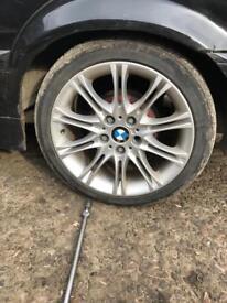 Bmw wheels m sport