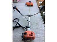 Stihl petrol strimmer fs80 model
