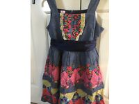 MONSOON GIRLS DRESS