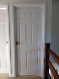Six Panel Doors