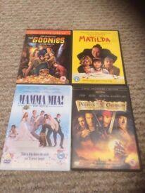 Family DVDs