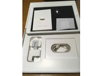 *** Apple iPad Air 16gb Silver WiFi Fantastic Condition Boxed Complete ***