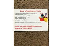 Regular, end of tenancy, after builders, spring, carpet cleaning and removals/man with a van