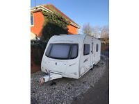 Avondale Eagle 2008 - 4 Berth - Excellent Condition - Includes NEW Kampa Rally Pro 390 Awning for sale  Rushmere St Andrew, Suffolk