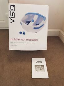 Visiq Bubble foot massager for sale