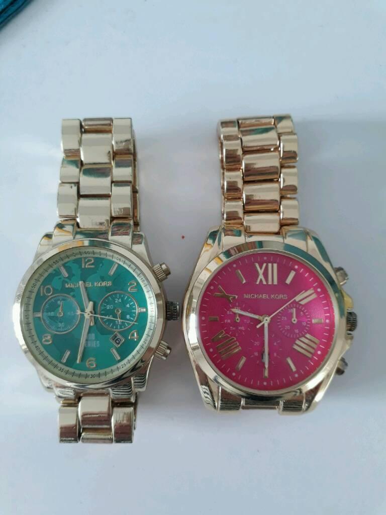 Michael Kors style women's watches