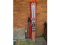 180cm Dynastar Pro Median Skis