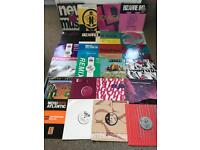 """Early 90's 12"""" dance collection(full list in description)"""
