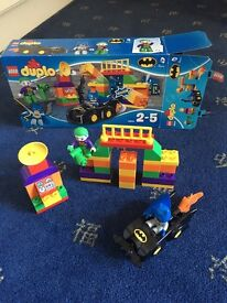 Lego Duplo Batman set
