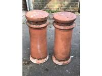 5 x clay pots as shown in photo £100