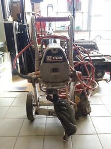 Titan XT 0516013 Paint Sprayer. We Sell Used Power Tools. Dewalt, Millwaukee, Bosch, Hilti, Ridgid, and more. (#45125)