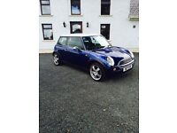 Mini One 1.6 not VW BMW ford Citroen Audi