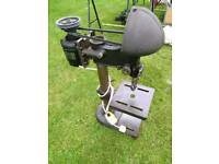 Bench Pillar Drill Press Tauco 240v