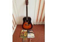 Riks accustic guitar see discription