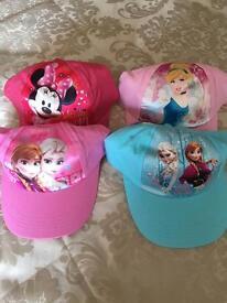 Kids hats £2