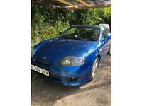 Hyundai coupe sport low mileage 2006